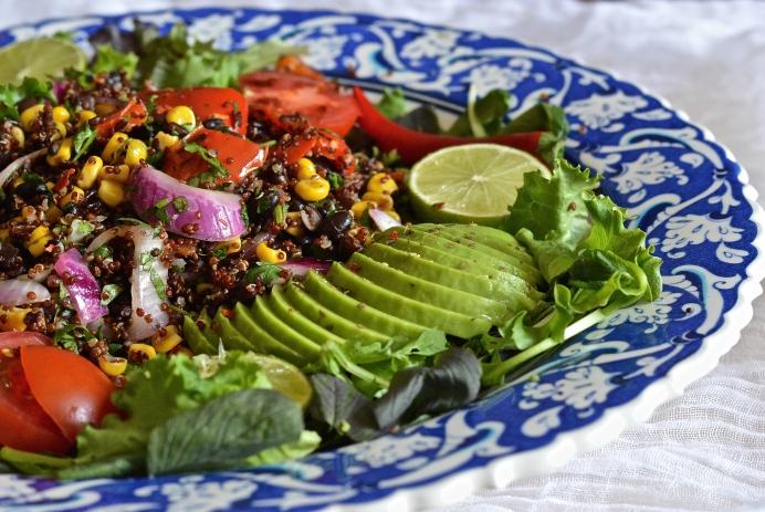 Mexican summer platter